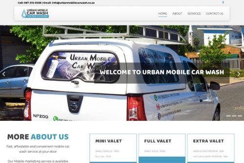 Urban Mobile Car Wash